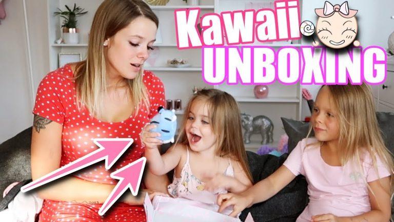 Japanische Süßigkeiten + Spielsachen (Kawaii unboxing)