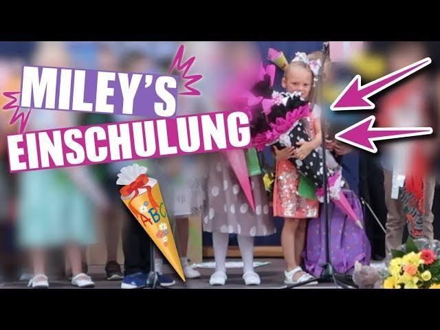 Mileys Einschulung und so viel Chaos