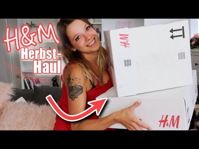HM Haul im Herbst 2019 - #unboxing
