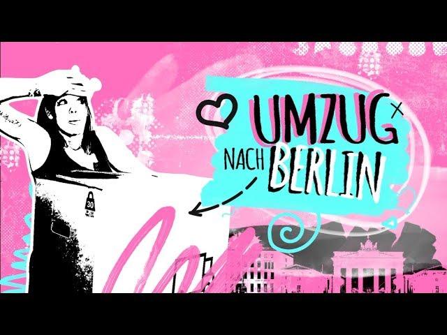 Umzug nach Berlin für Anne Wünsche
