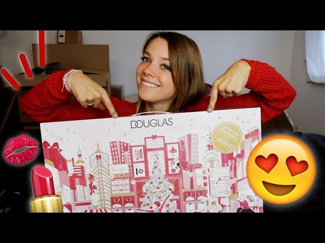 Douglas Adventskalender 2019 | UNBOXING